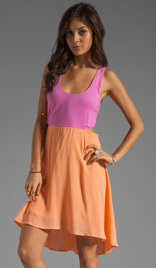 Uma Cut-Out Dress