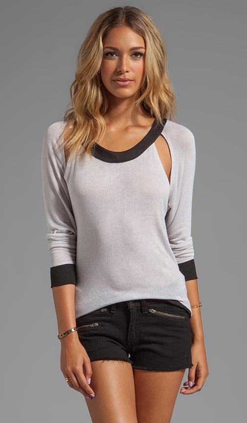 Rue Open Shoulder Sweater