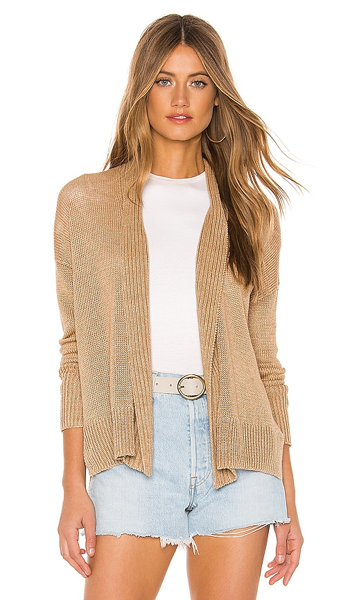 Hi Lo Open Cardigan