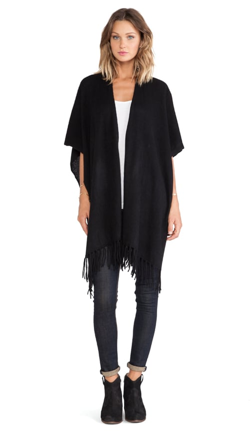 Two Way Fringe Popover/Scarf