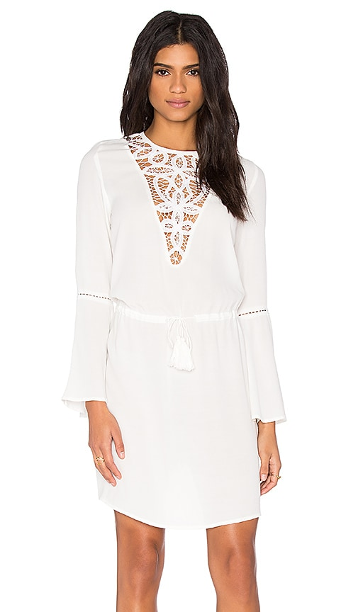 WYLDR Dream Daze Dress in Ivory