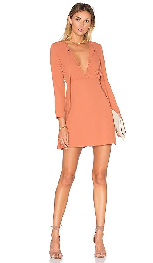 WYLDR Love Ready Dress in Tan