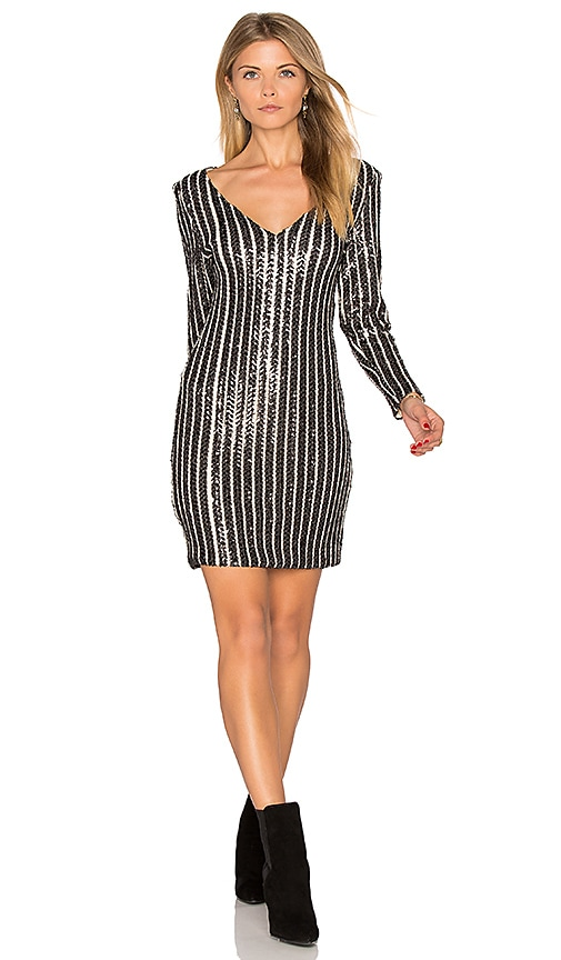 WYLDR Eveline Dress in Black