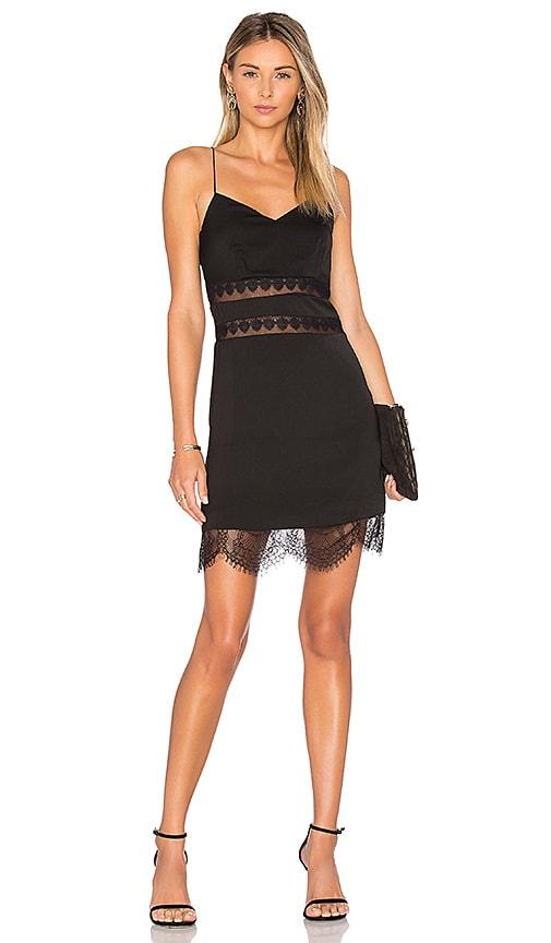 WYLDR Allie Dress in Black