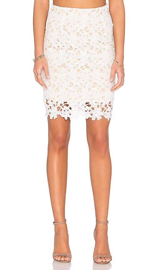 Love A Lot Lace Skirt