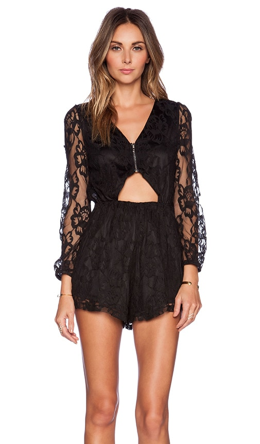 Hit Me Up Playsuit