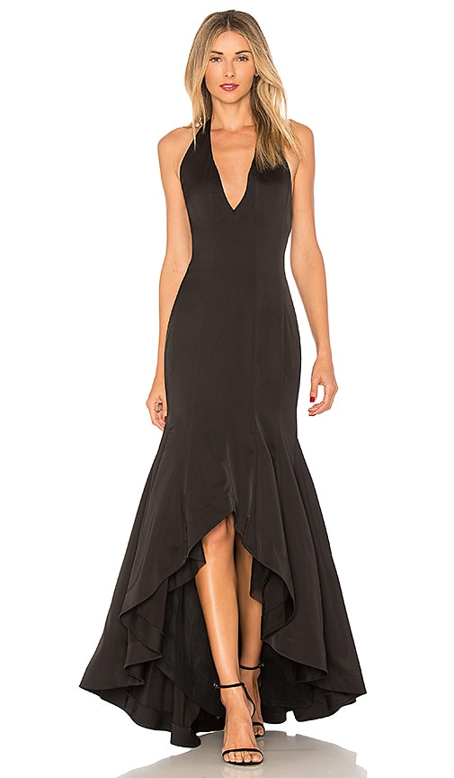 X by NBD Champagne Mami Dress in Black