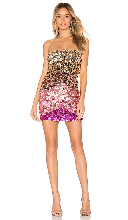 Taleah Embellished Mini Dress