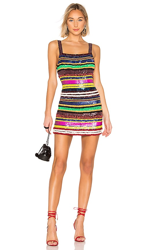 Diane Embellished Mini Dress