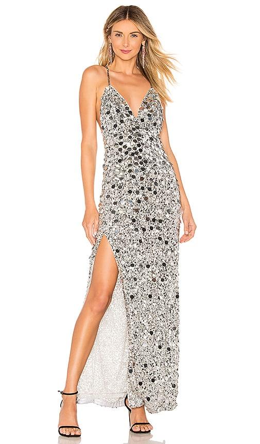 Presley Embellished Gown