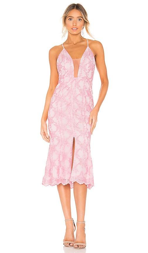 Sandra Midi Dress