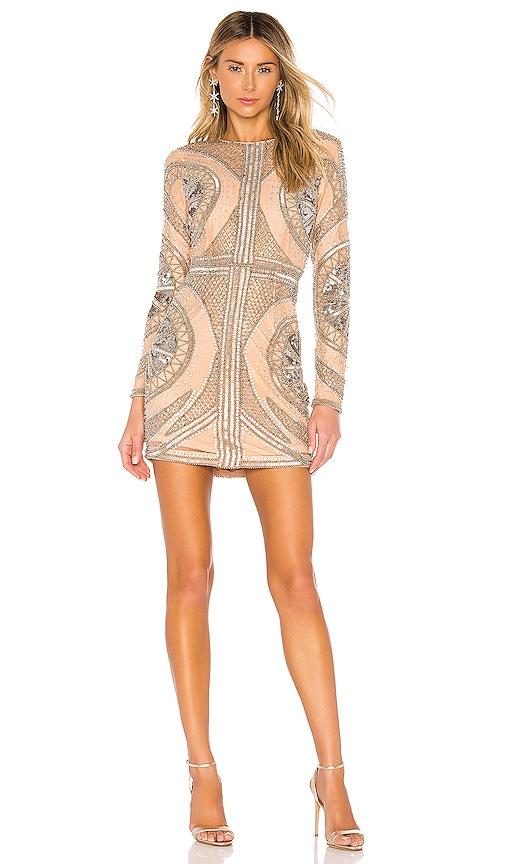 Whitney Embellished Mini Dress