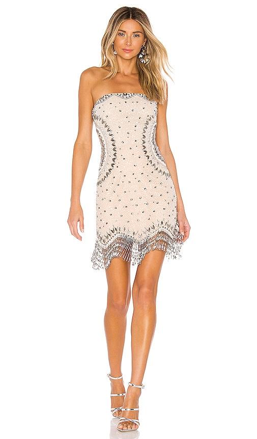 Betsy Embellished Mini Dress