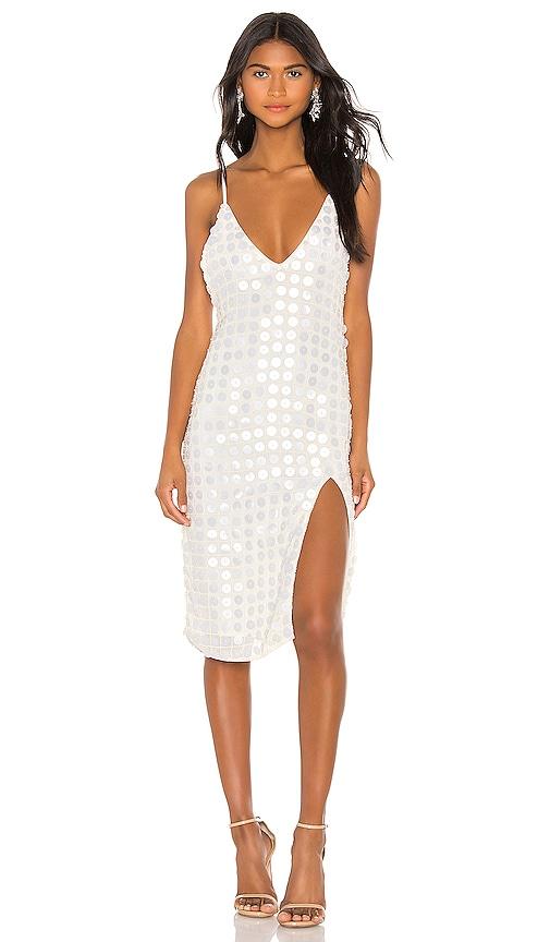 Winny Midi Dress