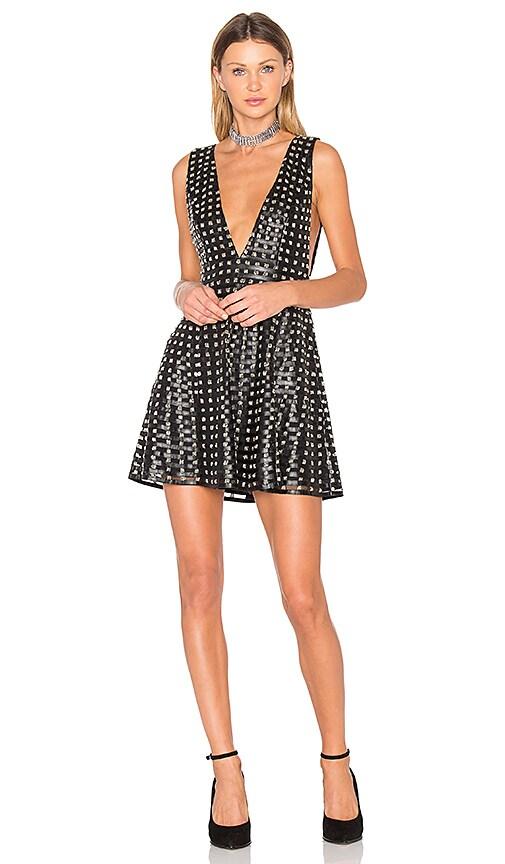 X by NBD Cece Dress in Black