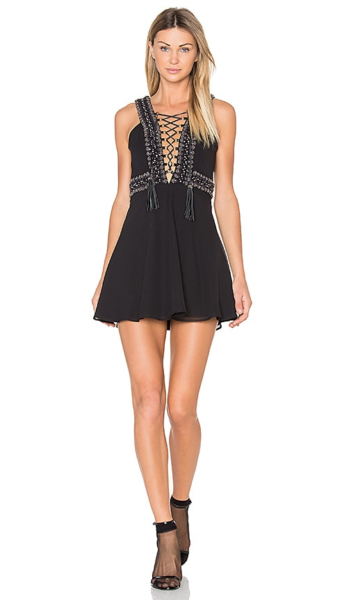 X by NBD Nova Dress in Black