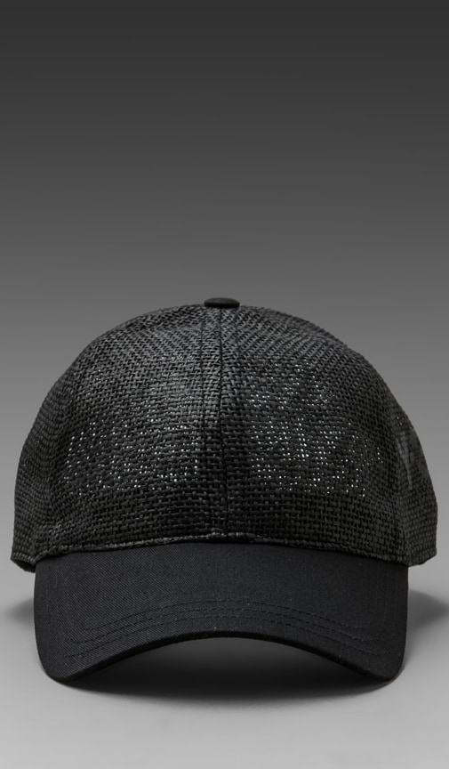 Straw BB Cap