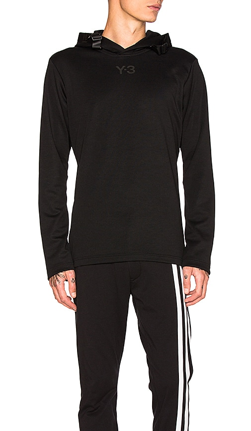 Footaction Cheap Online zip-up hooded sweatshirt - Black Yohji Yamamoto Cheap Sale Brand New Unisex Low Price Online Shop Sale Online 9NHohns