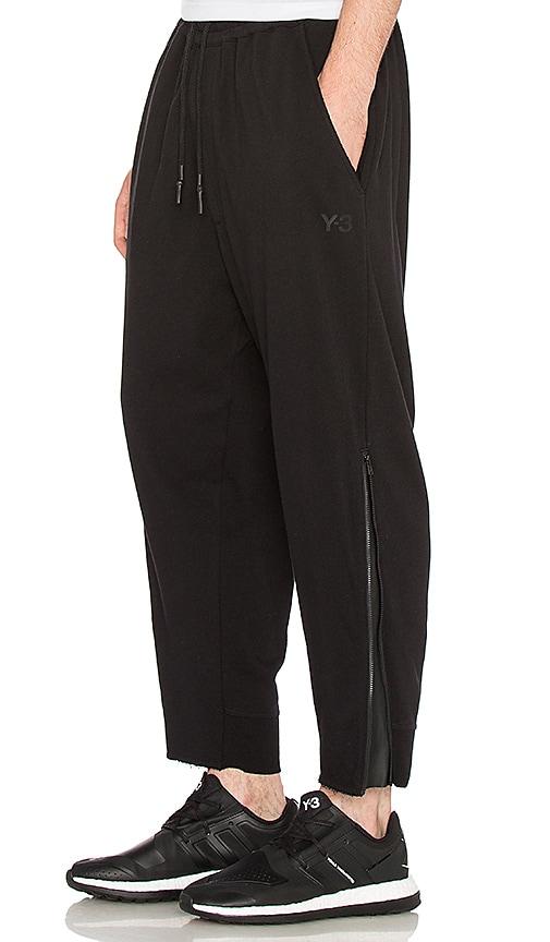 Y-3 Yohji Yamamoto Transform Pants in Black