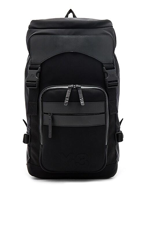 Y-3 Yohji Yamamoto Ultratech Bag in Black