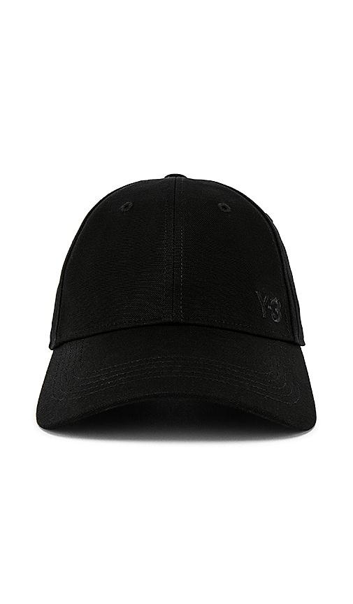 41c622f0 Y-3 Yohji Yamamoto Cap in Black | REVOLVE