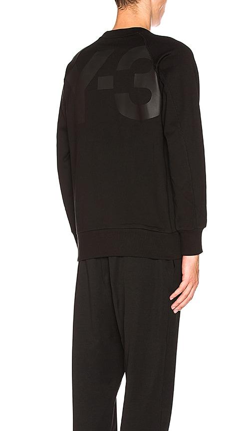 f8b5d7cd8 Y-3 Yohji Yamamoto Classic Sweater in Black