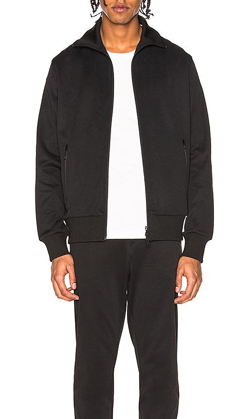 Y 3 Yohji Yamamoto Classic Track Jacket In Black Revolve