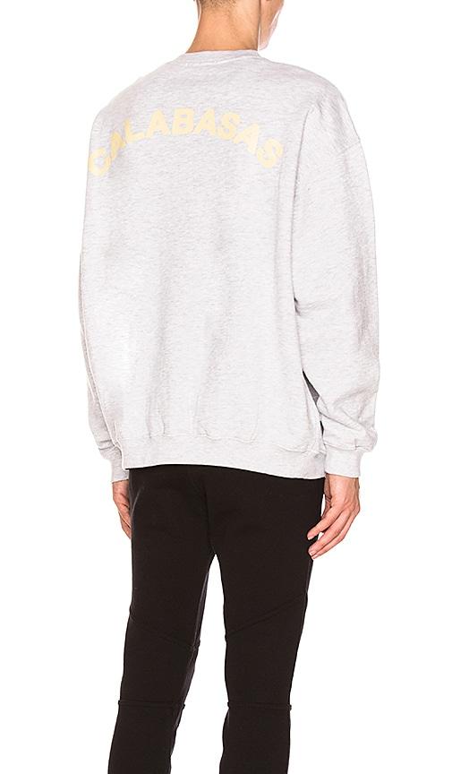 YEEZY Season 5 Crewneck Sweatshirt in