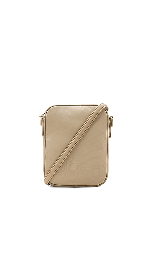 YEEZY Season 6 Nylon Crossbody in Taupe
