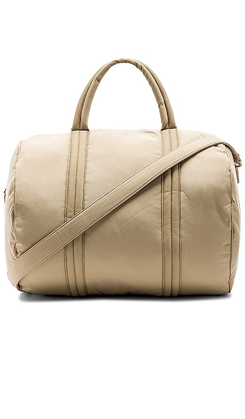 YEEZY Season 6 Gym Bag in Taupe