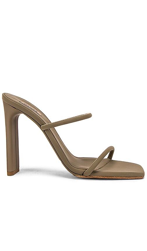 ed25c309580ff YEEZY SEASON 8 Minimal Sandal in Cobblestone