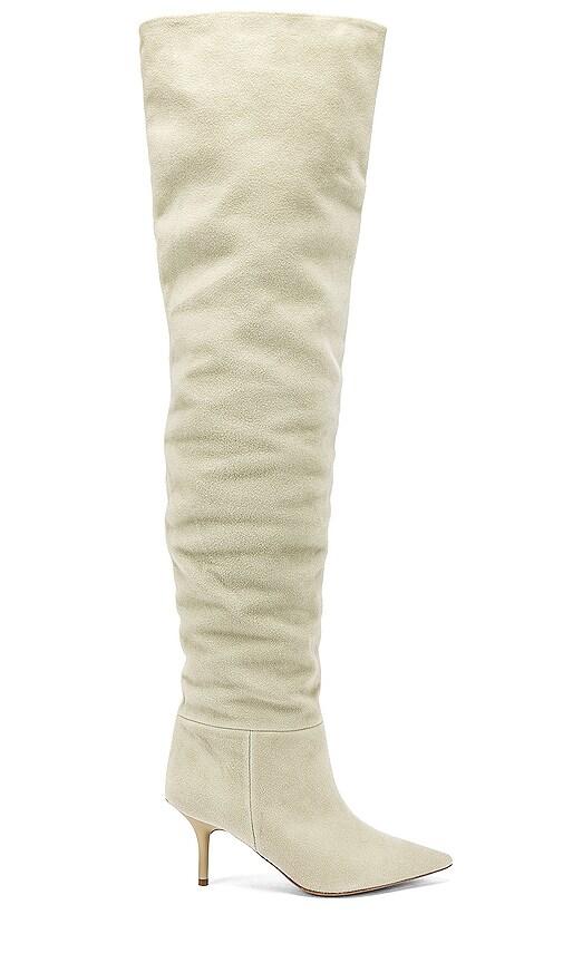 newest big collection bright n colour SEASON 8 Thigh High Boot