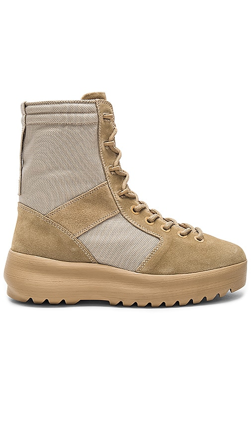 YEEZY Season 3 Military Boot in Beige