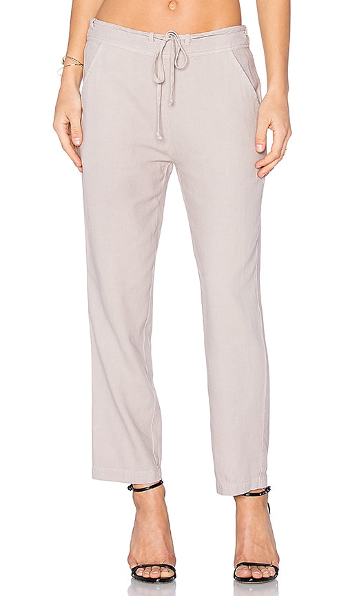 YORK street Lounge Pants in Beige