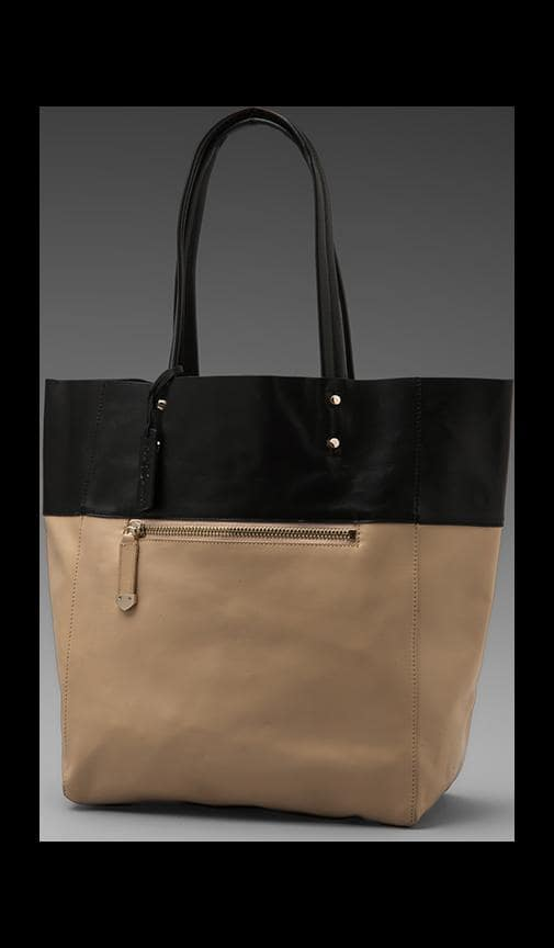 Burnished Leather Bag