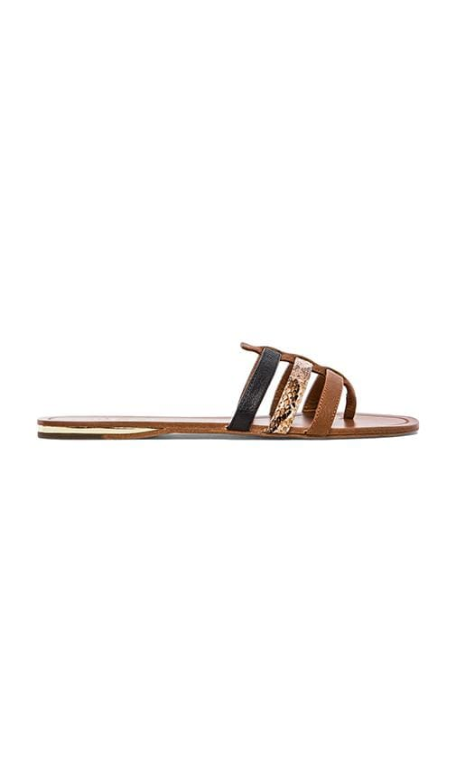 Corey Patent Leather Sandal