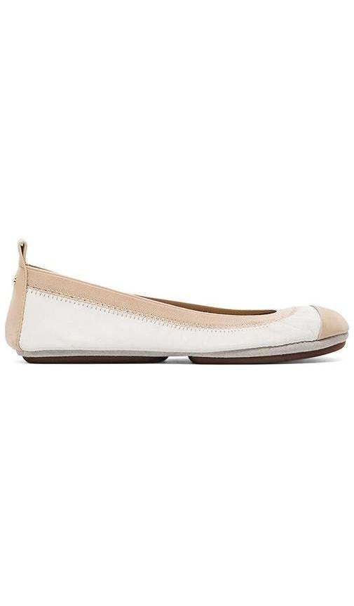 Samantha Soft Leather Fold Up Flat