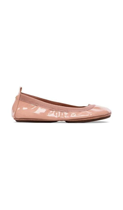 Soft Patent Leather Fold Up Flat