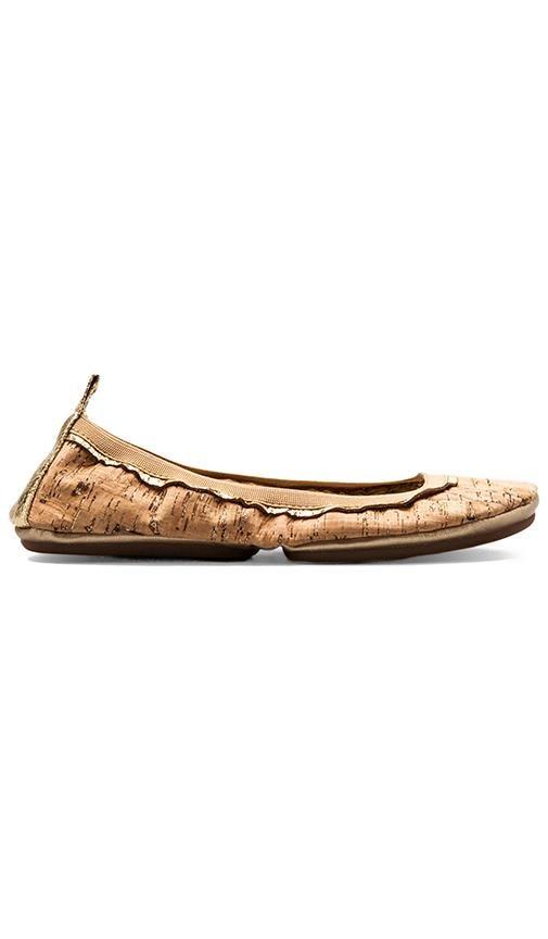 Glitter Flaked Cork Body Flat