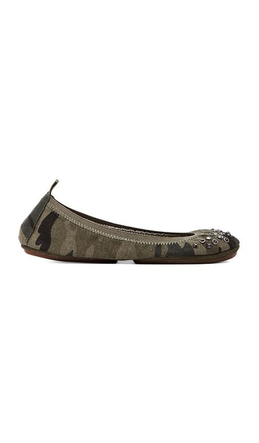 Twill Camouflage Flat