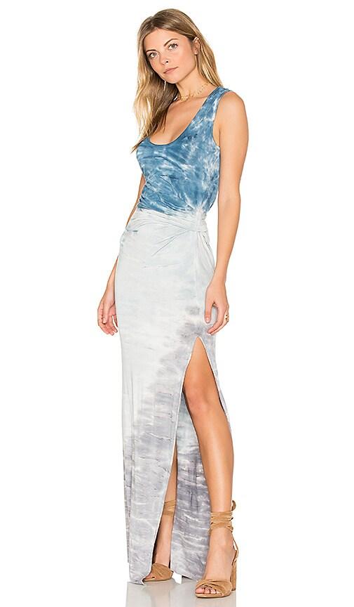 Young, Fabulous & Broke Joanna Dress in Blue