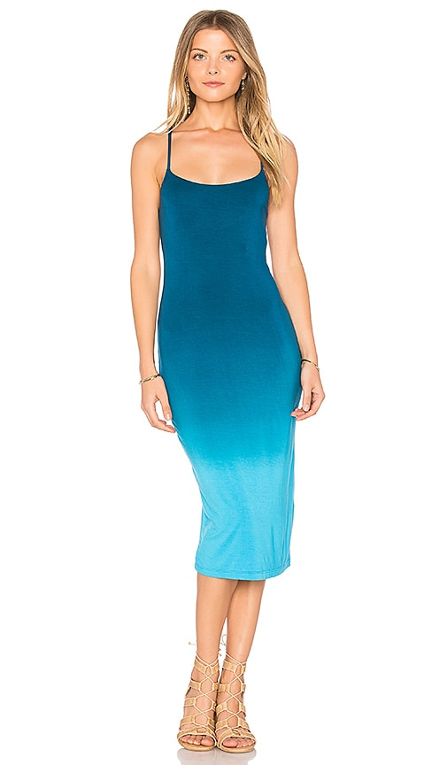Young, Fabulous & Broke Anyssa Dress in Blue