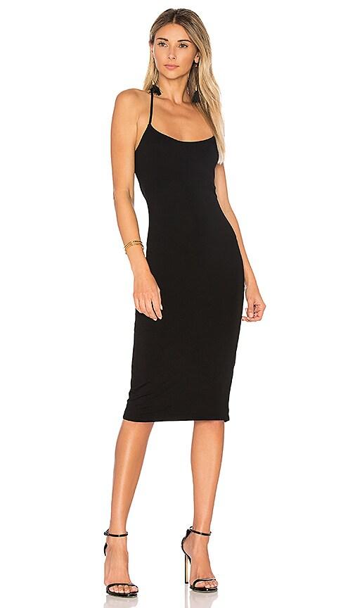 Young, Fabulous & Broke Anyssa Dress in Black
