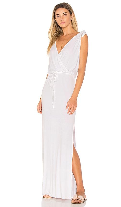Young, Fabulous & Broke Pam Dress in White