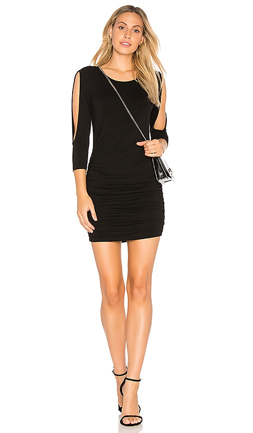 Young, Fabulous & Broke Frita Dress in Black