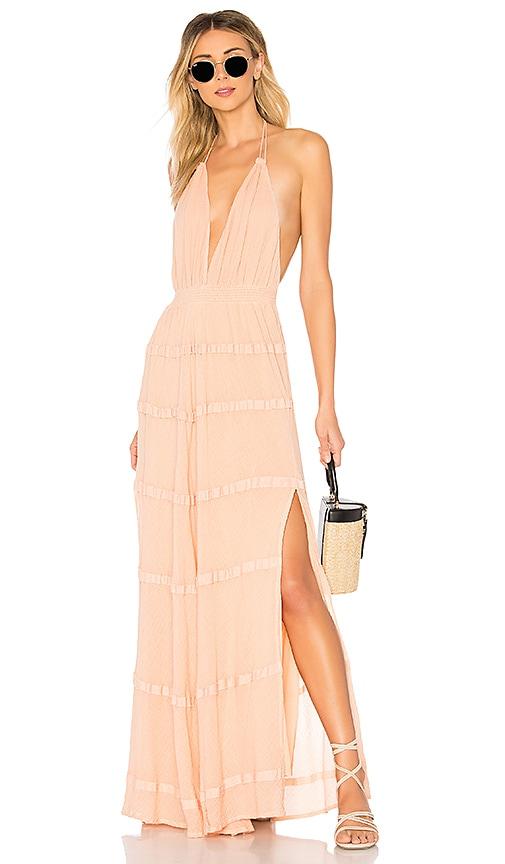 Babita Dress in Ivory. - size M (also in L,S,XS) Young Fabulous & Broke