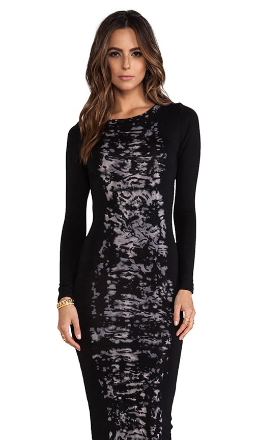 Lulu Ink Blot Dress