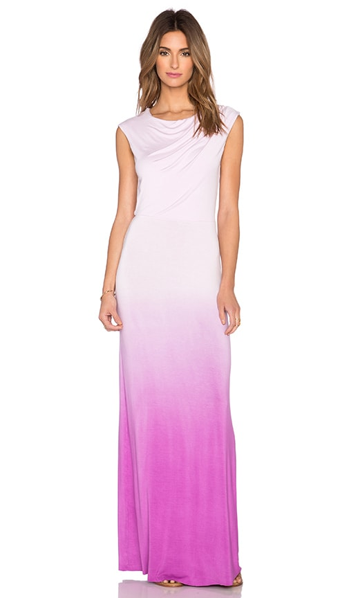 Young, Fabulous & Broke Dionne Maxi Dress in Orchid Ombre