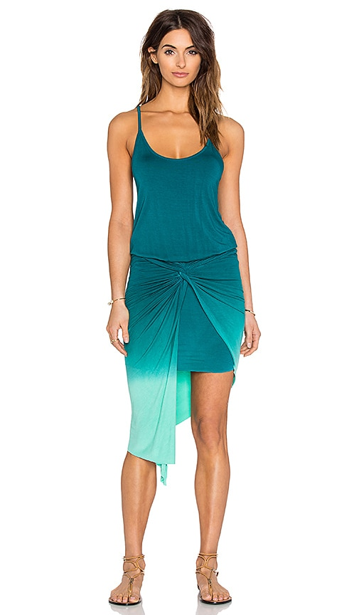 Young, Fabulous & Broke Kulani Dress in Caribe Ombre