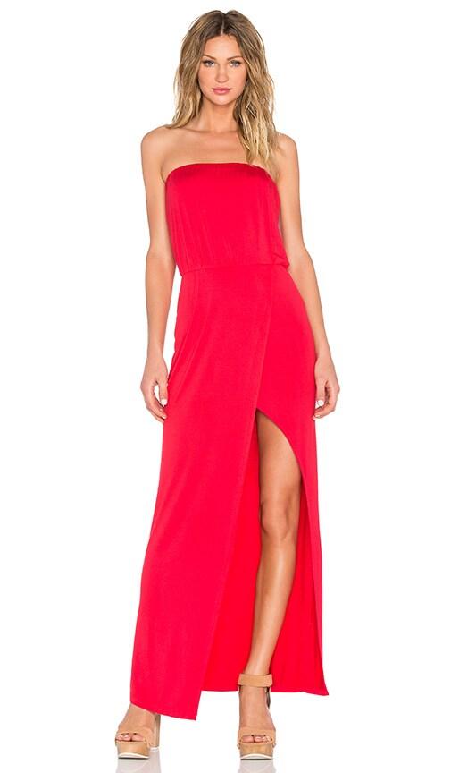 Young, Fabulous & Broke Amari Maxi Dress in Fire